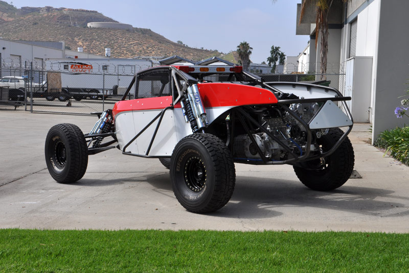 Australian Off Road Race Car Alumi Craft Race Cars