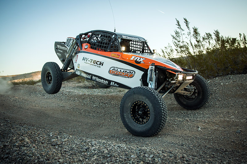 Keith Waibel, Class 10, Hy-Tech Motorsports, Off Road, FOX, Bink Designs