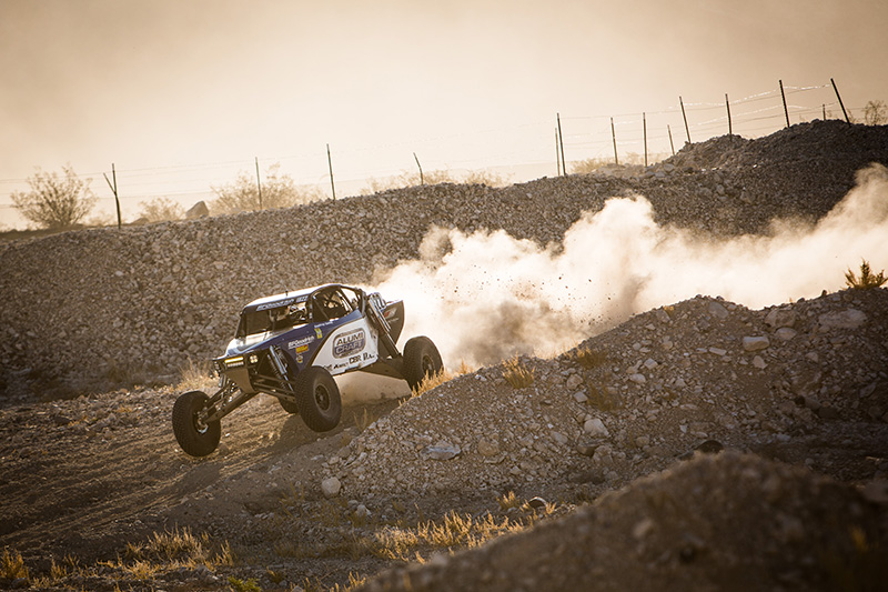 Alumi Craft, Geoffrey Cooley, Bink Designs, BFGoodrich Tires, FOX