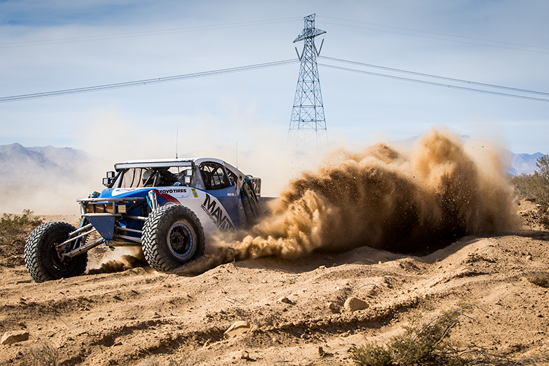 Alumi Craft, The Mint 400, MavTV, Scott Bailey, Stronghold Motorsports, Off Road, Bink Designs
