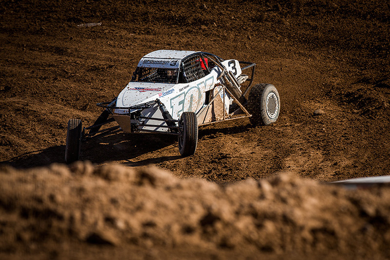 Eliott Watson, FOX, Alumi Craft Race Cars, Pro Buggy