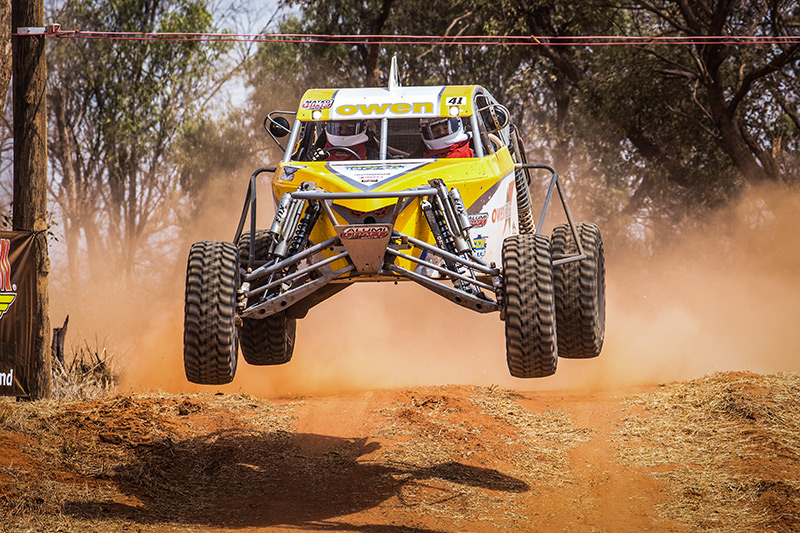 Alumi Craft Race Cars, ARB Griffith 400, Australian Off Road Racing, Reg Owen, Pro Buggy