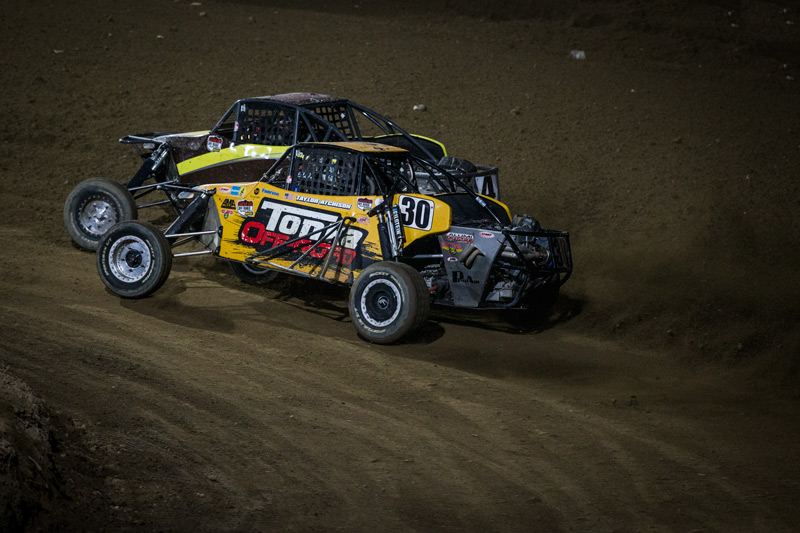 Alumi Craft Pro Buggy, Taylor Atchison, Tonka Off-Road, Bink Designs, Lucas Oil