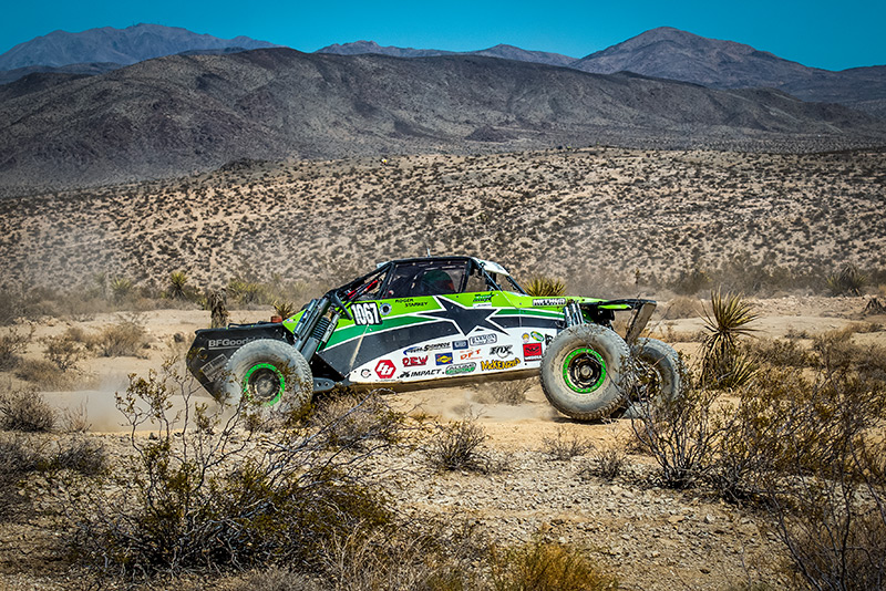 Roger Starkey, Alumi Craft Race Cars, FOX, MORE, Off Road