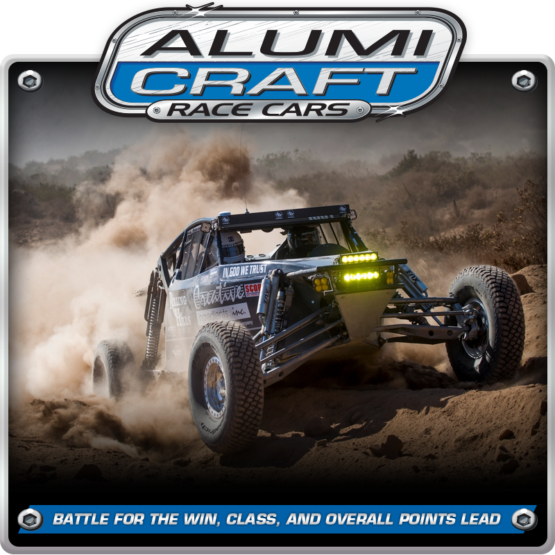 Alumi Craft Racers Battle for the Win, Class, And Overall Points Lead At Rosarito Beach