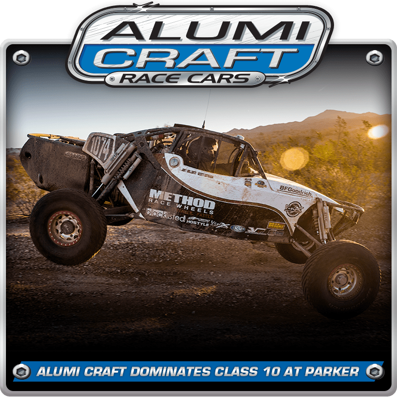 Alumi Craft Dominates Class 10 At Parker 425 Heger And Tuls On The Podium