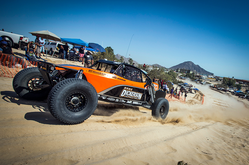 Alumi Craft, Broc Dickerson, Class 10, San Felipe 250, Bink Designs