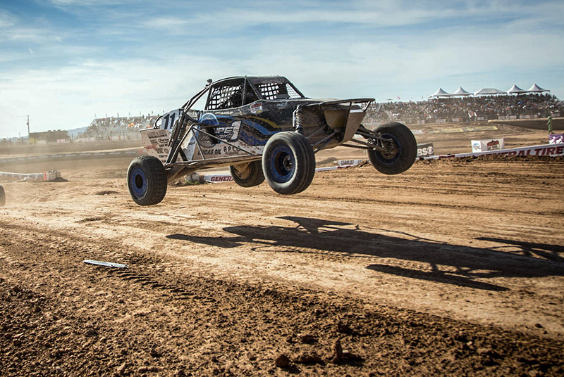 Kyle Aarup, Alumi Craft Pro Buggy, Bink Designs