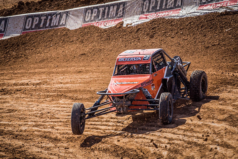 Broc Dickerson, Alumi Craft Pro Buggy, Bink Designs