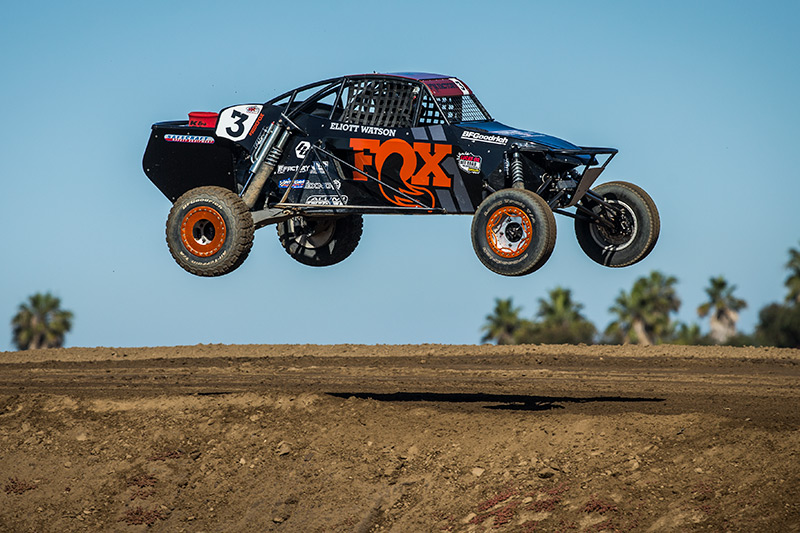 Elliot Watson, FOX, Alumi Craft Race Cars, Pro Buggy, Estero Beach, Bink Designs, Baja Designs
