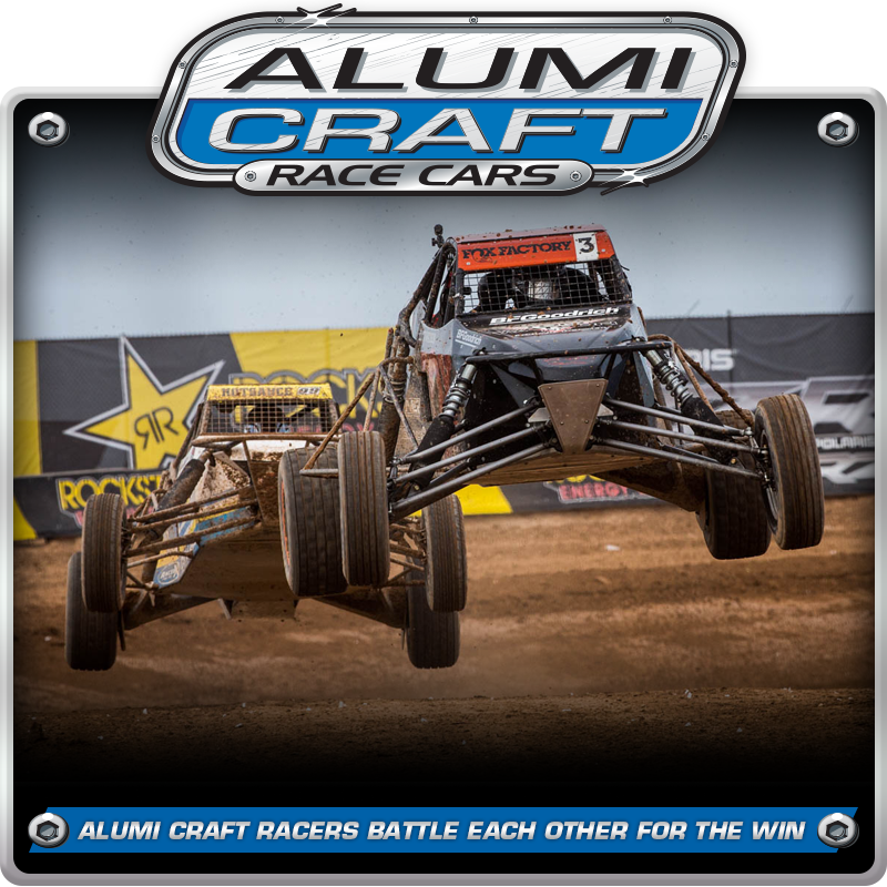 Alumi Craft Racers Battle Each Other For Wins In Lucas Oil Short Course Series