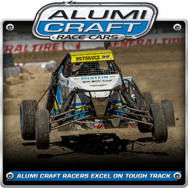 Alumi Craft Racers Excel On Tough Track In Utah