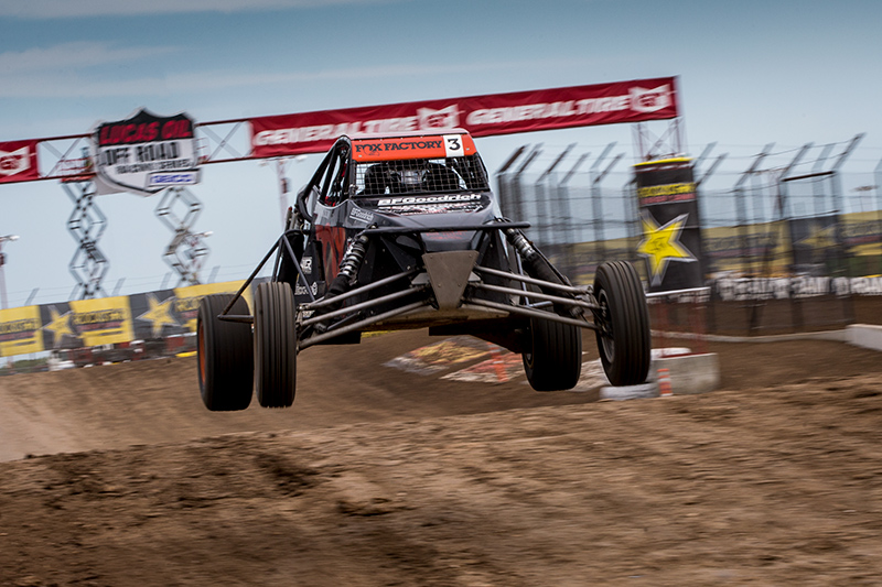 Alumi Craft Race Cars, Pro Buggy, Eliott Watson, FOX, BFGoodrich Tires, Wheatland, Bink Designs