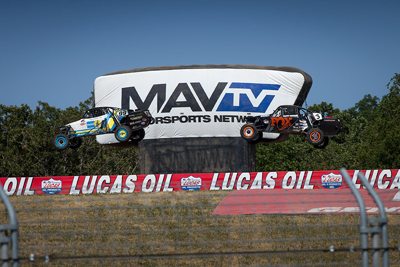 Alumi Craft, Darren Hardesty Jr, Eliott Watson, Bilstein, FOX, Bink Designs, Pro Buggy