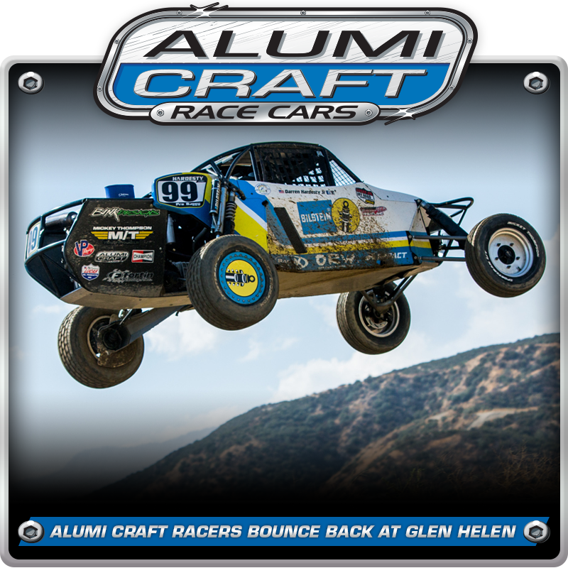 Alumi Craft Pro Buggy, Darren Hardesty Jr.