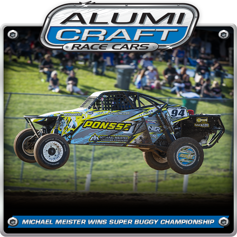 Alumi Craft Racer Michael Meister Wins MORR/TORC Super Buggy Championship