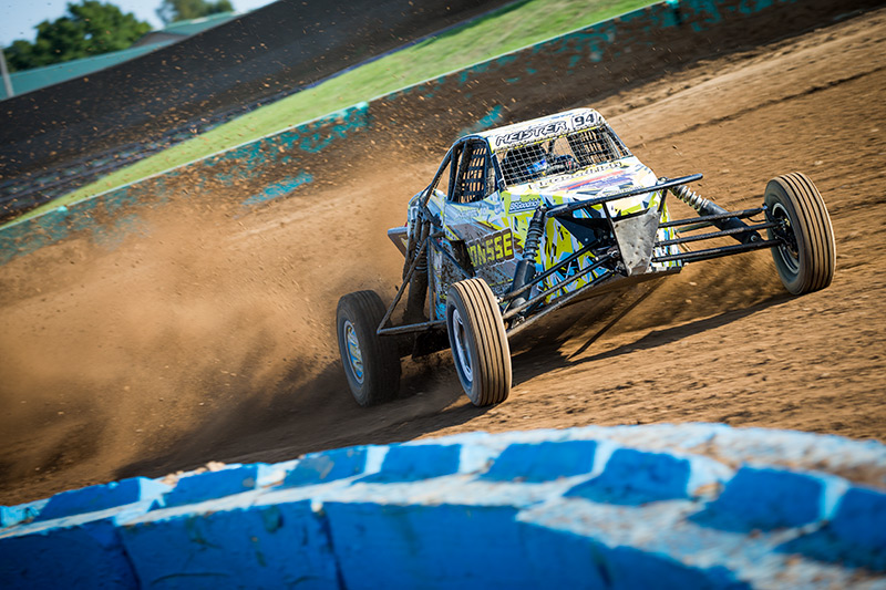 Alumi Craft, Michael Meister, Ponsse, BFGoodrich Tires, MORR Super Buggy Champion