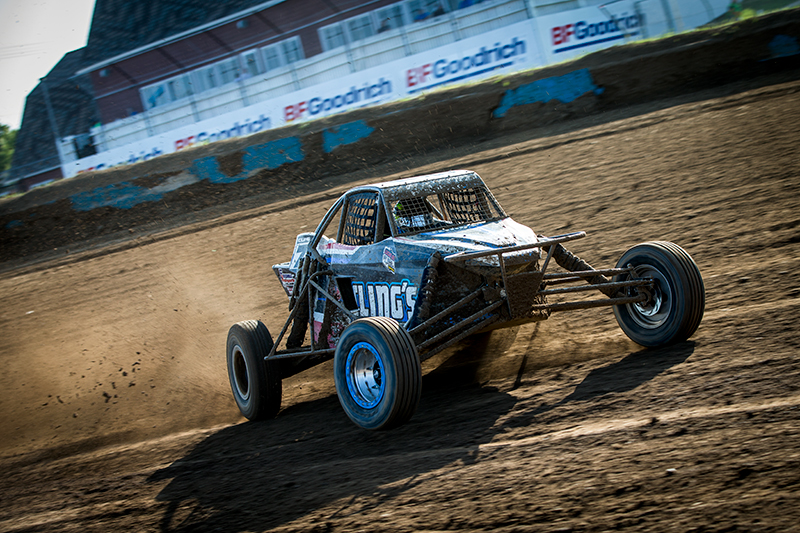 Sterling Cling, Alumi Craft Pro Buggy, Crandon World Championship, BFGoodrich Tires, Bink Designs