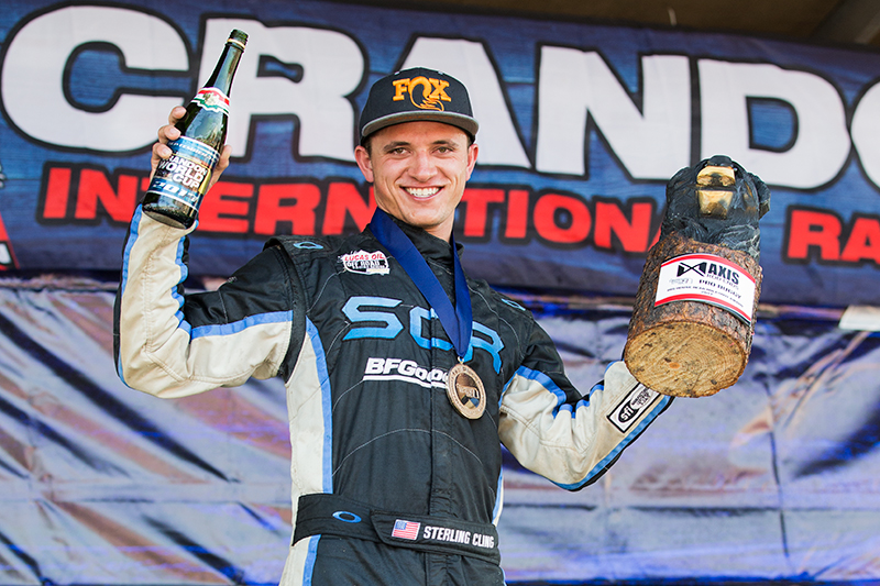 Sterling Cling Wins 2017 Pro Buggy Crandon World Championship