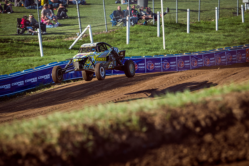 Michael Meister, Alumi Craft Pro Buggy, Ponsse, Crandon, Bink Designs