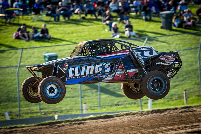 Sterling Cling, Alumi Craft Pro Buggy, Crandon World Championship, Short Course, Bink Designs