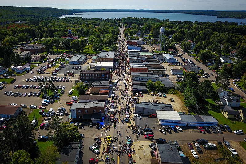 Crandon Wisconsin, Crandon Off Road World Championship