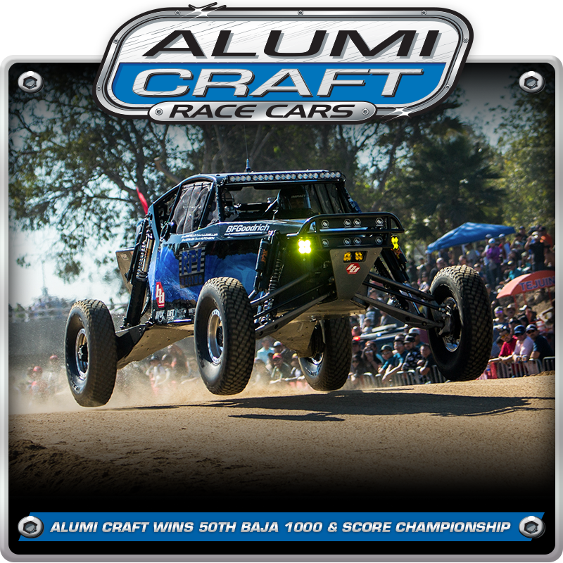 Alumi Craft Racer Cody Reid Wins 50th Baja 1000, Dickerson Takes The Title