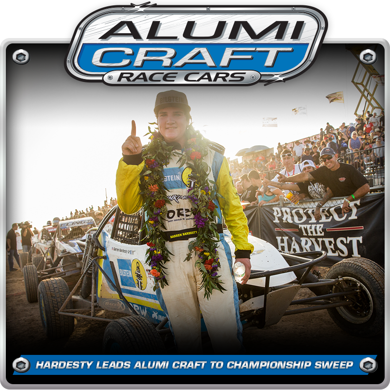 Hardesty Leads Alumi Craft Racers To LOORRS Championship Sweep