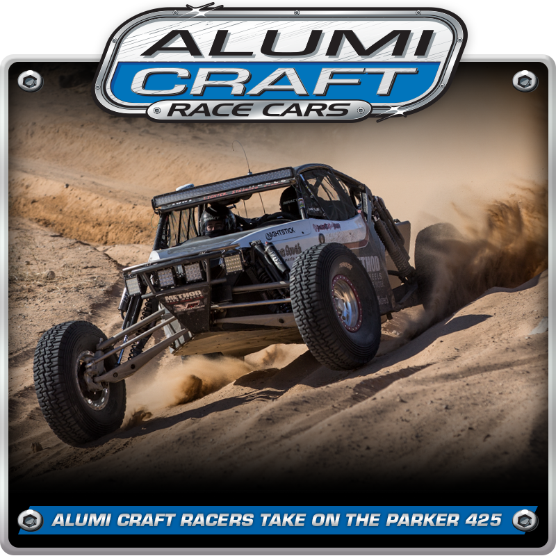 Alumi Craft Racers Take On The Parker 425
