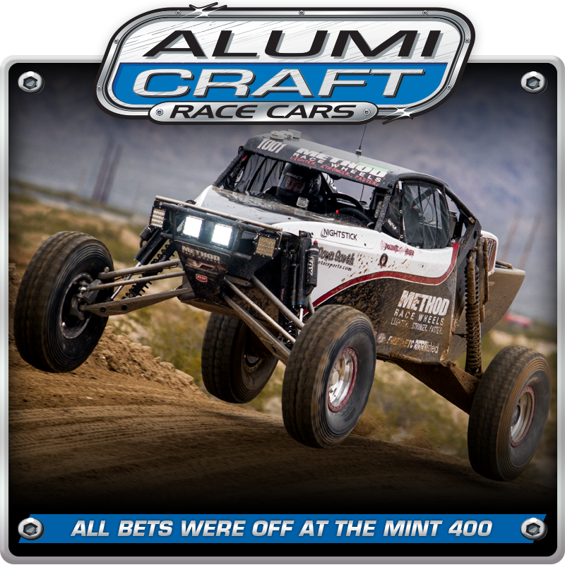 All Bets Were Off For Alumi Craft Racers At The Mint 400