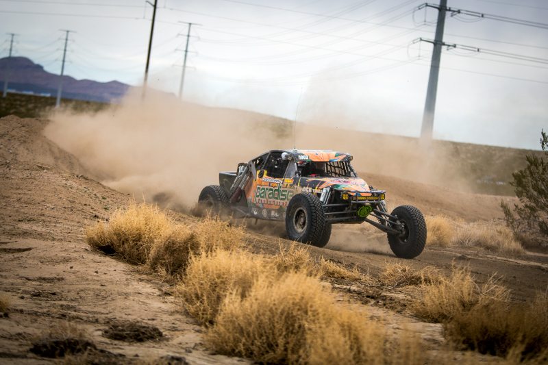 Christian Fessler, Alumi Craft Class 1000, Bink Designs, The Mint 400, Off Road Racing