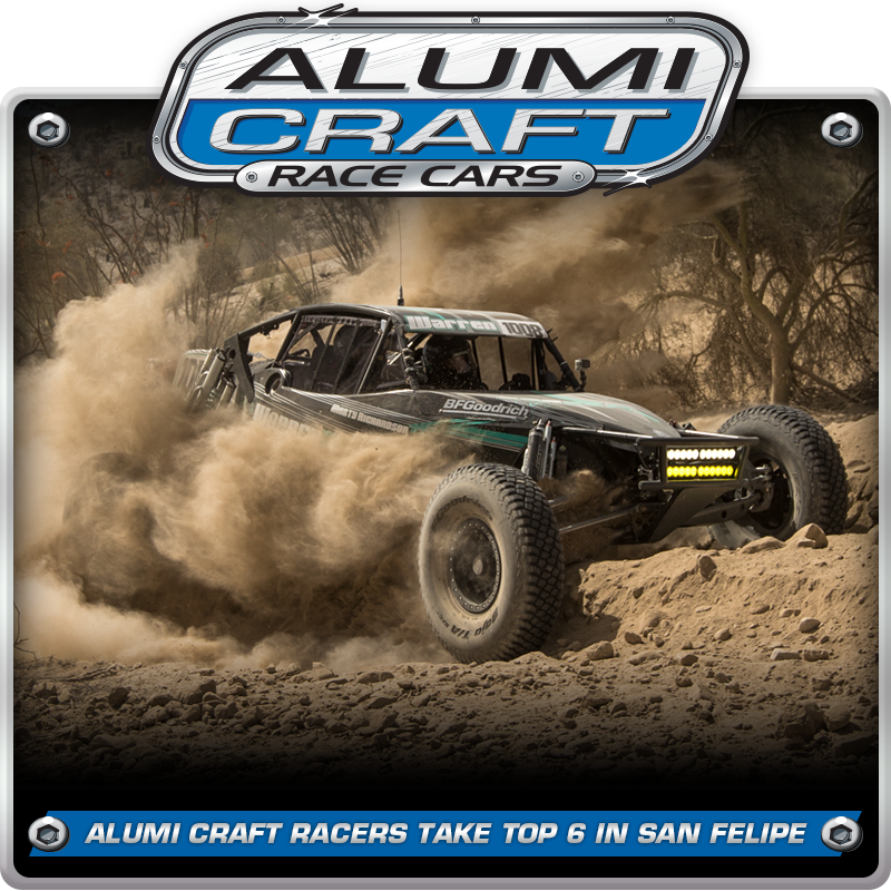 Alumi Craft Racers Take Top 6 In San Felipe