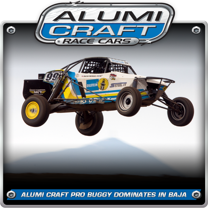 Alumi Craft Pro Buggy Dominates Off Road Battle South of the Border