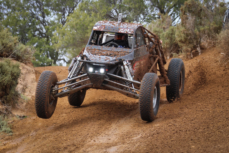 Tanner James, Alumi Craft Class 10, Australian Off Road​