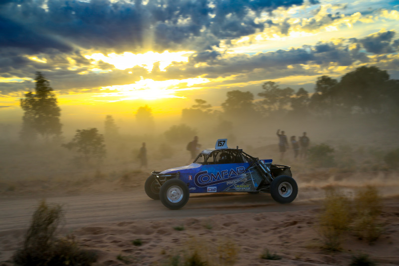 Alumi Craft Ausi ProLite, Australian Off Road, Rod Visser, Tatts Finke