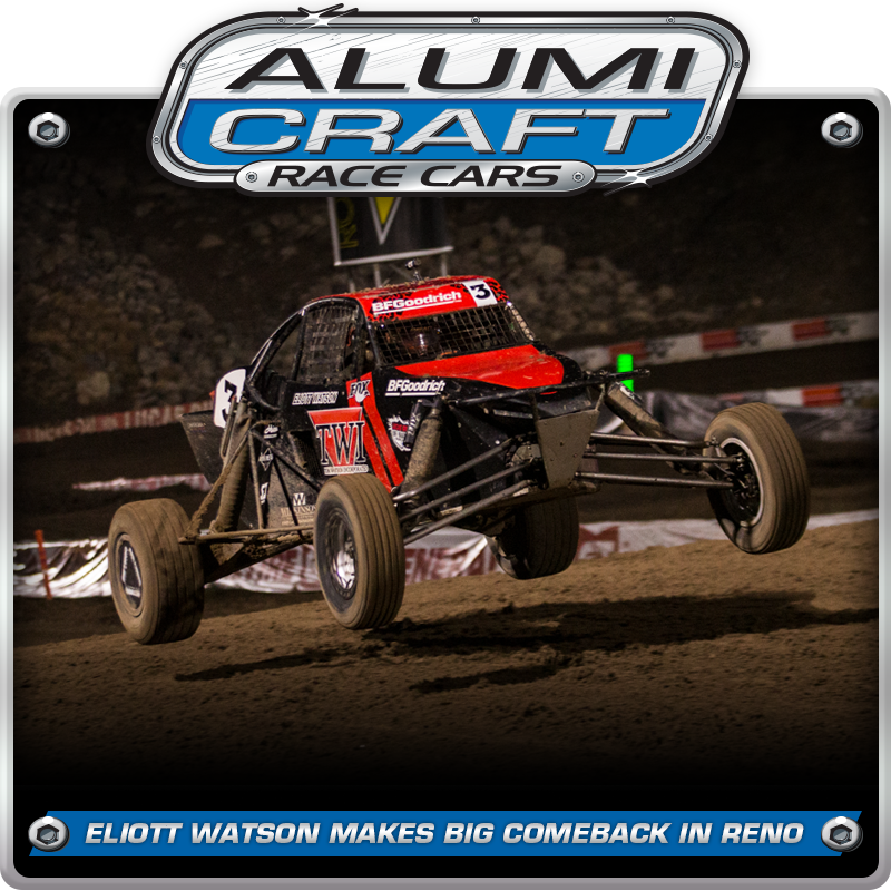 Alumi Craft Pro Buggy Racer Eliott Watson Makes Big Comeback In Reno