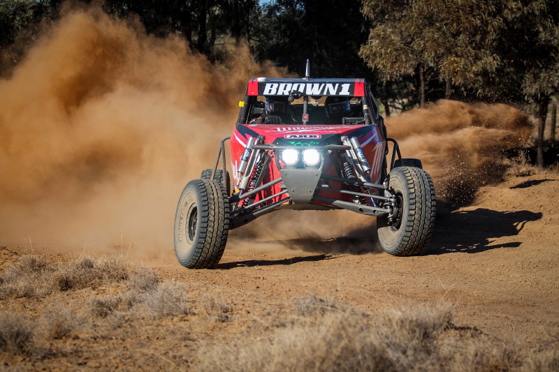 Alumi Craft Race Cars, Australian Off Road, Ausi Off Road, Danny Brown, FOX, Off Road Racing