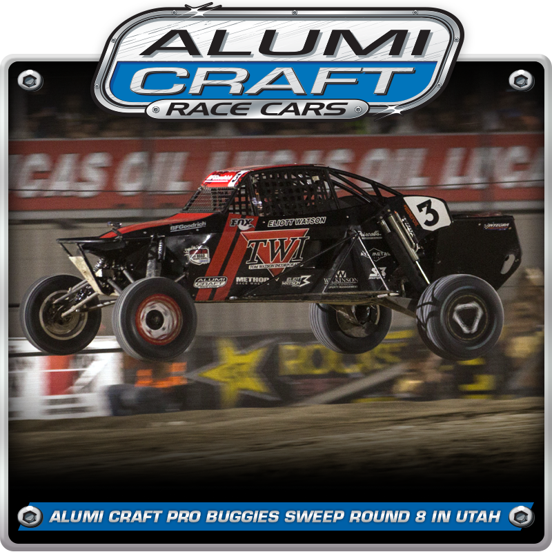 Alumi Craft Pro Buggies Sweep Podium For Round 8 in Utah