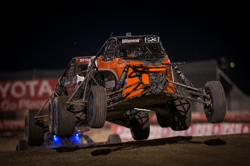 Alumi Craft Pro Buggy, Broc Dickerson, Lucas Oil Off Road, Bink Designs