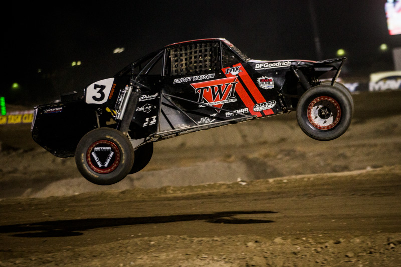 Alumi Craft Pro Buggy, Eliott Watson, Glen Helen Raceway, Lucas Oil Off Road, Bink Designs