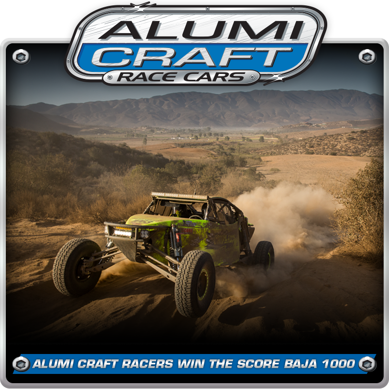 Alumi Craft Racers Win Baja 1000 & Todd Winslow Captures Class 10 2018 SCORE Championship