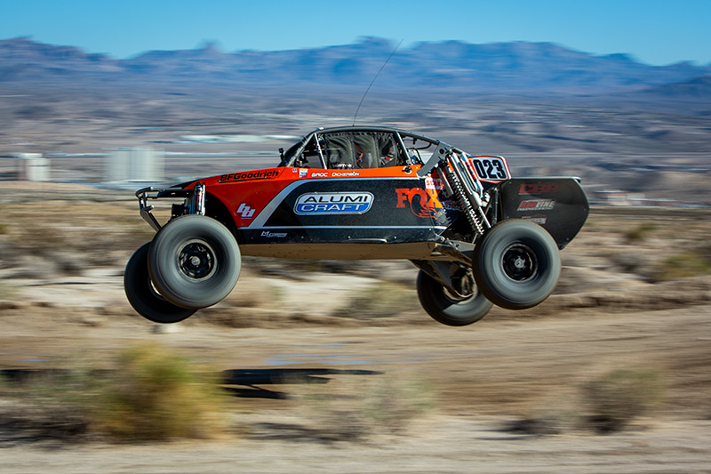 Broc Dickerson, Alumi Craft Class 10, FOX, Baja Designs, Racing