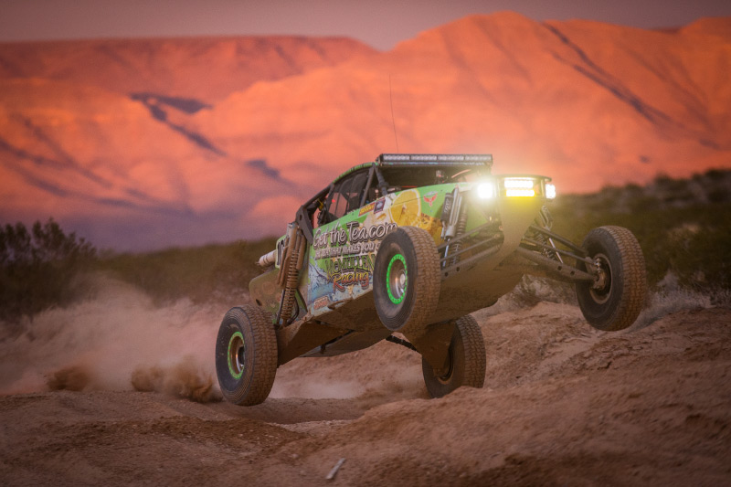Connor McMullen, Alumi Craft Class 10, The Mint 400, Bink Designs