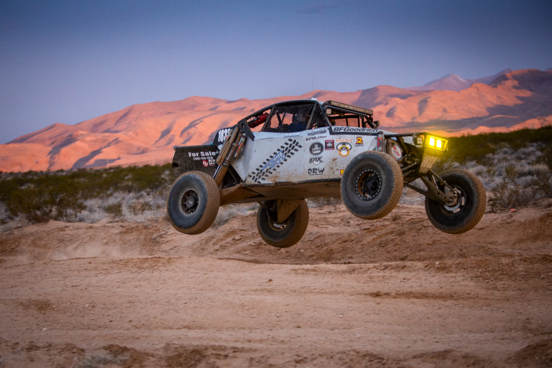 Chip Prescott, Alumi Craft, The Mint 400, Bink Designs
