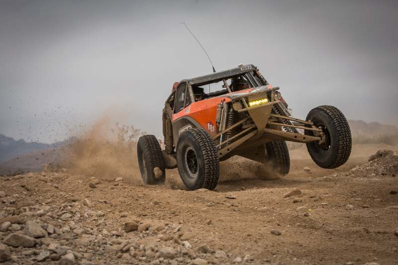 Trevor Rasmussen, Alumi Craft Race Cars, Mint 400, Bink Designs