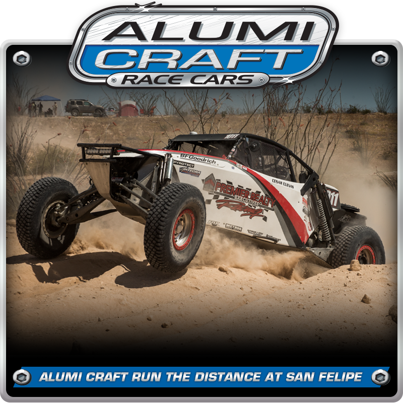Alumi Craft Racers Run The Distance For Victory At SCORE San Felipe 250