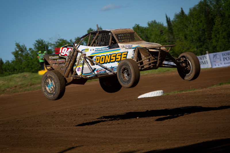 Michael Meister, Ponsse, Alumi Craft Super Buggy, Bink Designs, Crandon