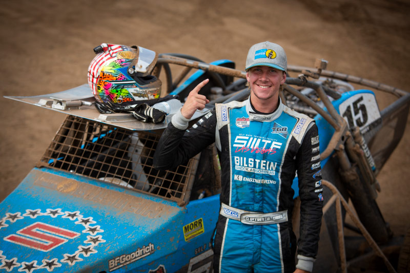 Trey D Gibbs, Alumi Craft Super Buggy, Bink Designs, Bilstein