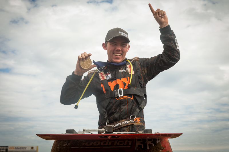 Eliott Watson, Alumi Craft, Pro Buggy World Champion, Bink Designs