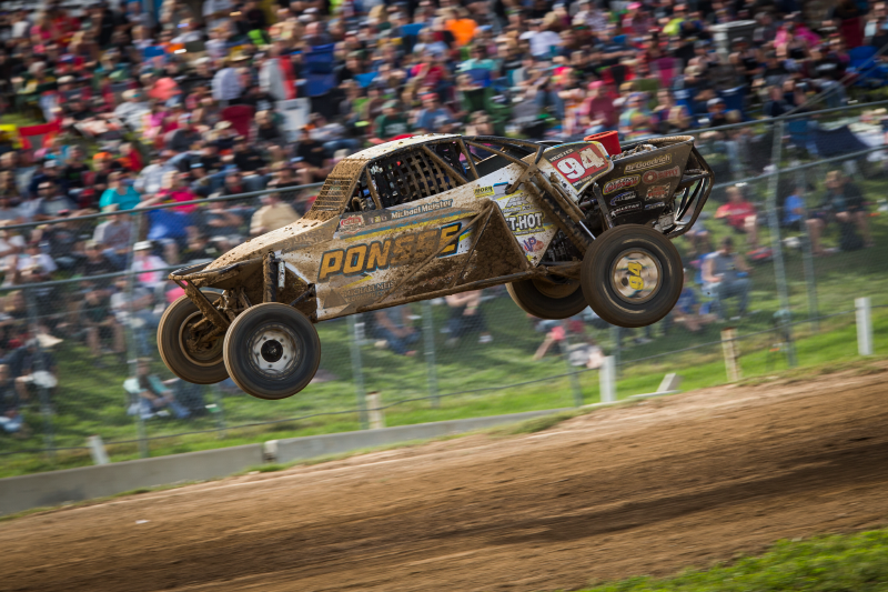 Michael Meister, Alumi Craft Race Cars, Crandon, Bink Designs